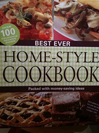 Best Ever Home-style Cookbook