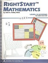 RightStart Mathematics Level B for Home Educators