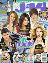 Taylor Lautner, Swift, Miley Cyrus, Selena Gomez, Justin Bieber, FREE GLOSSY POSTERS! - January, 2010 J-14 Magazine