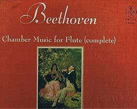 Beethoven - Chamber Music for Flute (3 LP Set)