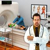実際の医師シミュレータ心臓手術病院のゲーム