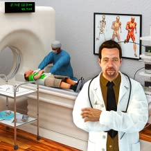 Real Doctor Simulator Heart Surgery Hospital Games