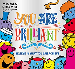 Mr. Men Little Miss: You are Brilliant: Believe in What You Can Achieve