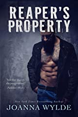 Reaper's Property (Reapers Motorcycle Club Book 1) Kindle Edition