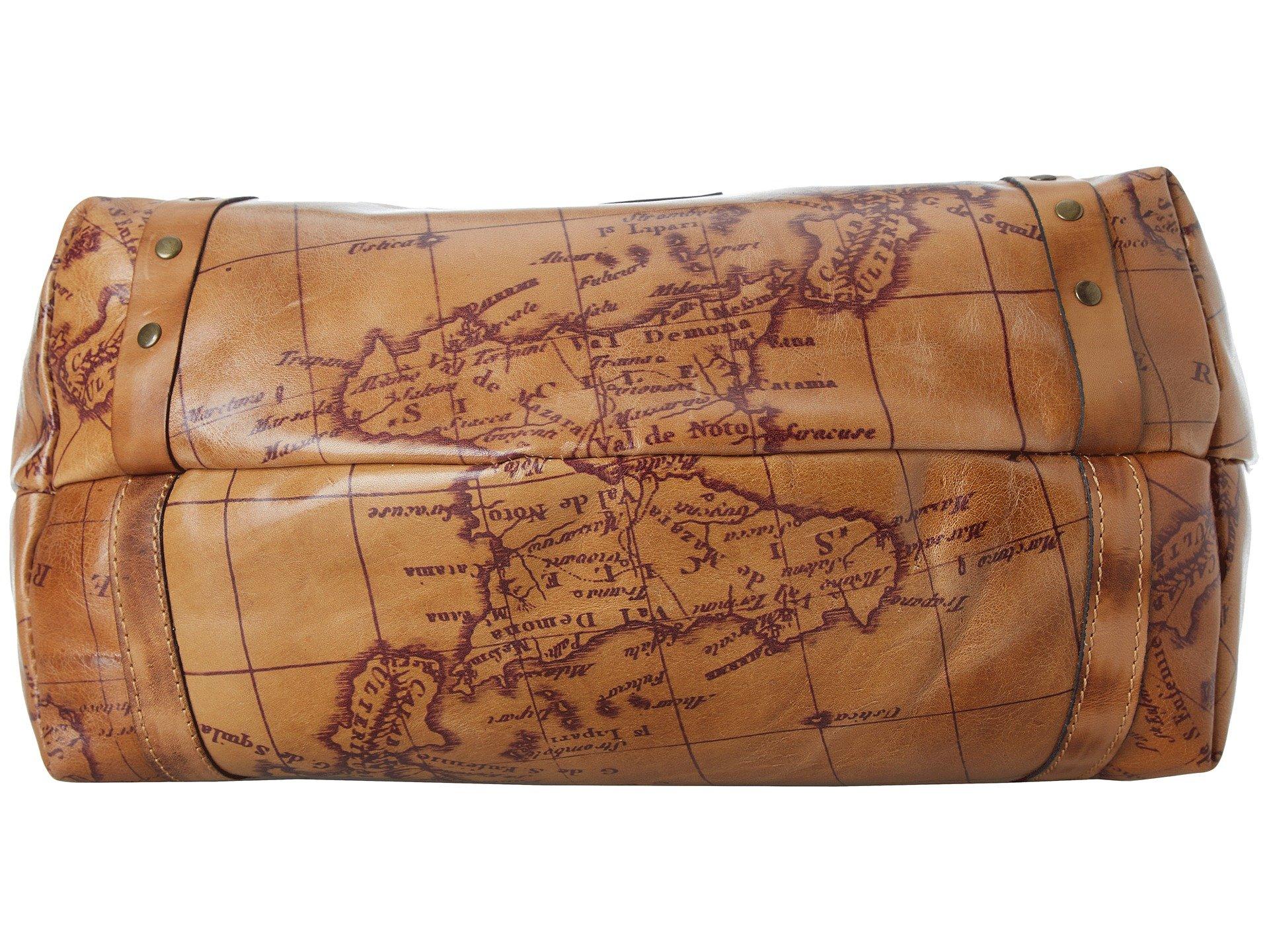 Benvenuto Map Rust Nash Patricia Print qtA5Xtw