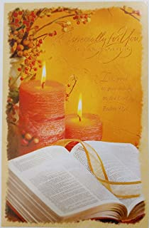 Especially for You At Thanksgiving - Religious Greeting Card