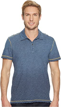 Agave Denim Kirra Short Sleeve Polo