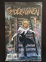 Spider-Gwen 2015 #1 Annual NerdBlock Variant Marvel Comic Book Incentive. Nerd Block Spiderman Spidergwen