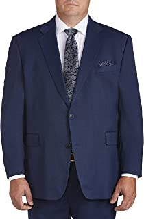 Big and Tall Non-Solid Suit Jacket