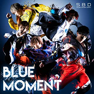 BLUE MOMENT(通常盤)