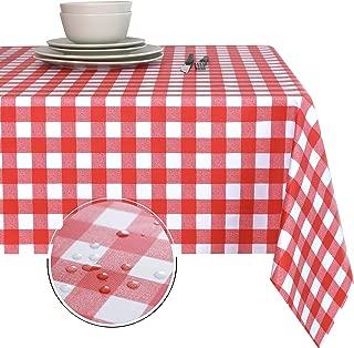 Best pvc waterproof tablecloth Reviews