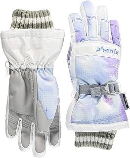 phenix(菲尼克斯) Snow Crystal Girl's Gloves PS8H8GL90 LA JS