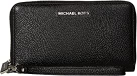 f6b7ec8044bc50 Large Flat Multifunction Phone Case. MICHAEL Michael Kors. Large Flat  Multifunction Phone Case