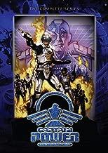 captain future dvd box