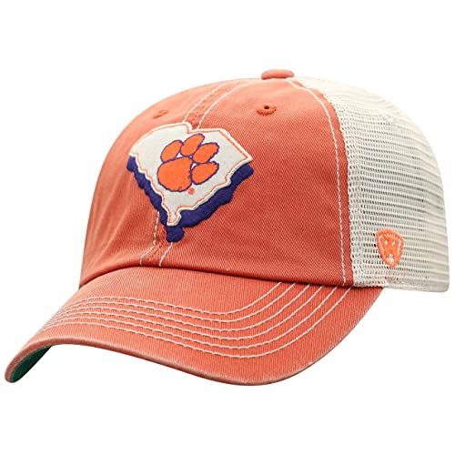 new product 8b4f7 35515 Top of the World NCAA Men s Hat Adjustable Off Road Mesh State Icon
