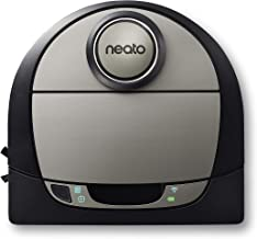 Neato Robotics Botvac D7 Connected Robot Vacuum - Laser Navigation, Wi-Fi Connectivity, Ideal for Corners, Pet Hair, Carpe...