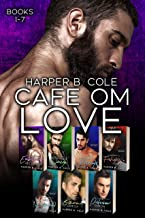 Cafe Om Love: Full Series: Nonshifter Alpha/Omega Mpreg Romance Books 1-7 (English Edition)