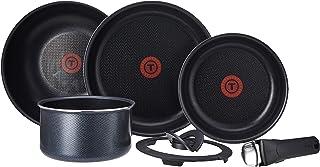 Tefal Ingenio Elegance 6pc set (Non-IH) L23290, Grey