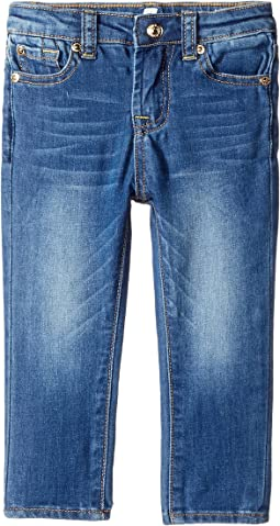 7 For All Mankind Kids - The Skinny Jean in Hyde Park (Infant)