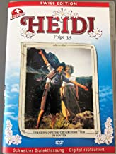 Heidi TV Series 1978 / Folge 3-5 / 3 Der Geissenpeter / 4 Der Grossmutter / 5 Im Winter / Swiss Edition