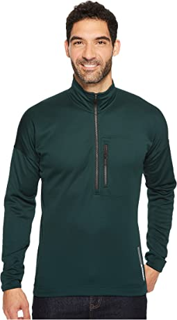 adidas Outdoor - Terrex Tivid 1/2 Zip Fleece Top