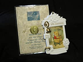 Winnie the Pooh, Walt Disney Collectors Society, 1996 Collectible Holiday Ornament