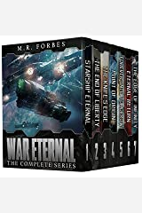 War Eternal: The Complete Series (Books 1-7) (M.R. Forbes Box Sets) Kindle Edition