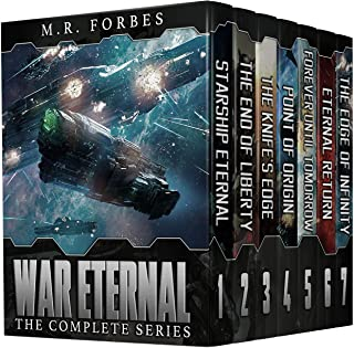 War Eternal: The Complete Series (Books 1-7) (English Edition)