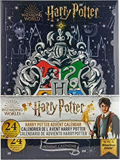 Cinereplicas - Harry Potter - Calendrier de l'Avent 2020 - Licence Officielle