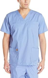 Carhartt Men's Ripstop Multi-Pocket Scrub Top