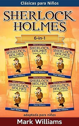 Sherlock Holmes adaptado para niños 6 in-1 : El Carbunclo Azul, Estrella de