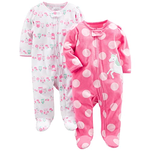 Baby Layette Jumpsuit Onesies Baby Baby Girls Boys Kids One-Piece Footed Sleep