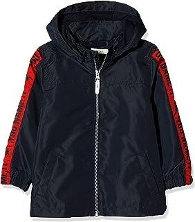NAME IT Nmmmellon Jacket Sleeve Print Chaqueta para Niños