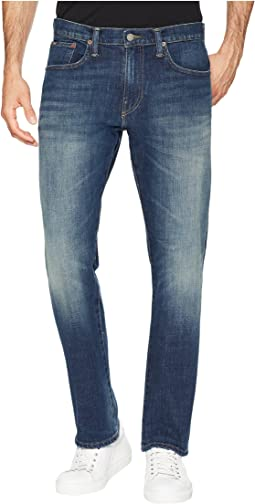 Hampton Stretch Denim Athletic in Hawthorne