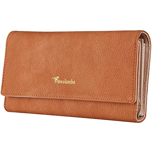 aa3a96cf813d Tan Wallet: Amazon.com