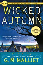 Wicked Autumn: A Max Tudor Novel