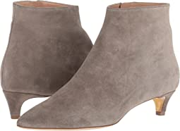 Cloud Grey Coarse Suede