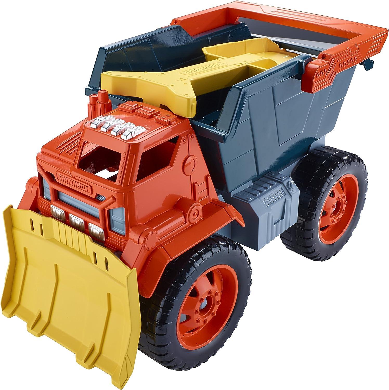 Boston quality assurance Mall Matchbox Sand Truck