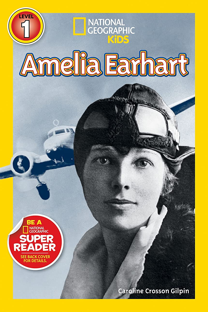 National Geographic Readers: Amelia Earhart (Readers Bios) (English Edition)