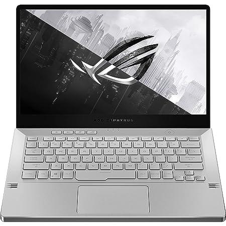 "ASUS ROG Zephyrus G14, 14"" (35.56 cms) QHD, Ryzen 9 4900HS, GTX 1660TiMax-Q 6GB GDDR6 Graphics, Gaming Laptop (16GB/1TB SSD/MS Office 2019/Windows 10/ White/Anime Matrix/1.7 Kg), GA401IU-HA250TS"
