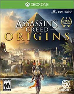 Difficulty Assassin's Creed Origins