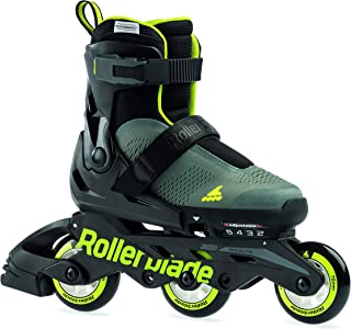 Rollerblade Unisex Youth Microblade Free 3wd Inline Skates