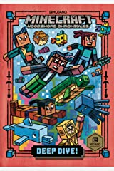 Deep Dive! (Minecraft Woodsword Chronicles #3) (A Stepping Stone Book(TM)) Kindle Edition