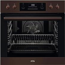 AEG EEB331000D Einbau-Herd/Grillfunktion/Display mit Uhr/A