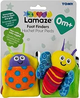 Lamaze Gardenbug Foot Finders