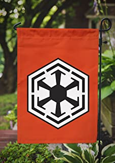 Star Wars Garden Flag | True Sith Sect | 12.5 x 18 in