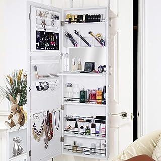 Amazon.com: Glass - Bedroom Armoires / Bedroom Furniture ...