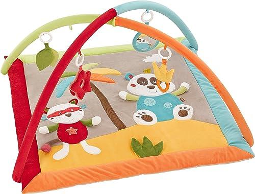 BabySun Spielteppich, mehrfarbig
