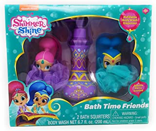 Shimmer & Shine - Bath Time Friends Bath Squirters Set