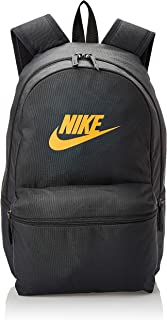 Nike Heritage Backpack for Unisex (Multicolour (Anthracite/Black) NKBA5749-004)